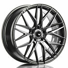20 Vorsteiner V FF 107 Forged Concave Graphite Wheels Rims Fits Audi A7 S7 RS7