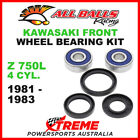 All Balls 25-1310 Kawasaki Z750L Four 1981-1983 Front Wheel Bearing Kit