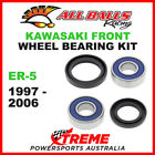 All Balls 25-1384 Kawasaki ER-5 ER5 500cc 1997-2006 Front Wheel Bearing Kit