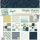 Simple Stories Simple Sets Collection Kit 12x12 Heart
