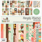 Simple Stories Collection Kit 12x12 The Reset Girl