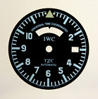 Real Iwc Aviator Watch Tzc Time Zone Corrector Face Dial C 37526 Ref. 3251