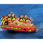 Sportsstuff Great Big Mable 4 Rider Inflatable Tube Water Boat Towable 53 2218