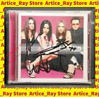 Autographed 簽� The Corrs In Blue Taiwan CD Breathless-Give Me A Reason-Radio