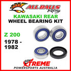 25-1486 Kawasaki Z200 Z 200 1978-1982 Rear Wheel Bearing Kit