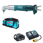 MAKITA DTL061 ANGLE IMPACT DRIVER BL1840 BATTERY DC18RC 110v CHARGER LXT600 BAG