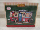 NEW Lemax Santa's Lane Mobile Home Park Trailer Lighted Christmas Village House