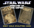 1996 Topps Star Wars Shadows of the Empire Trading Cards 22