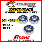 All Balls 25-1289 Suzuki GS 125ES 1984-1997 Front Wheel Bearing Kit