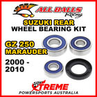 All Balls 25-1487 Suzuki GZ250 Marauder 2000-2010 Rear Wheel Bearing Kit