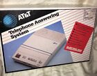 RARE Vintage NEW in BOX AT&T Answering Machine System 1315 Cassettes Phone Voice