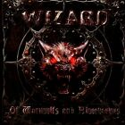 Wizard - ...Of Wariwulfs and Bluotvarwes CD 2011 power metal Germany