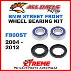 All Balls 25-1648 BMW F800ST 2004-2012 Front Wheel Bearing Kit