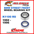 All Balls 25-1675 BMW K1100 RS 1992-1996 Front Wheel Bearing Kit