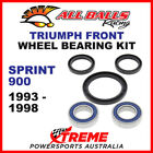 All Balls 25-1584 Triumph Sprint 900 1993-1998 Front Wheel Bearing Kit