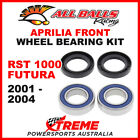 All Balls 25-1569 Aprilia RST 1000 Futura 2001-2004 Front Wheel Bearing Kit