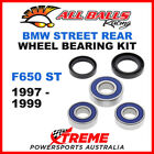 All Balls 25-1650 BMW F650ST F 650ST 1997-1999 Rear Wheel Bearing Kit