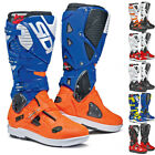 Sidi Crossfire 3 SRS Off Road Motorcycle Motocross Enduro Boots CE Approved