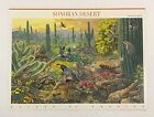Mint OG USPS Nature Of America Sonoran Desert Stamp Sheet 33 Scott 3293 B4