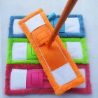 Home Cleaning Pad Coral Velet Refill Household Dust Mop Heads Replacement Dainty