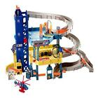 Matchbox Garage Car Station Play Set Toys Wheels Race 4 Level Kids Gift Tow Toy