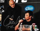 Chael Sonnen Signed UFC 8x10 Photo PSA/DNA COA Picture Autograph w/ Dana White
