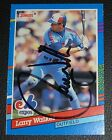 Larry Walker Rookie Cards Checklist and Autographed Memorabilia Guide 36