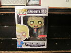 Funko Pop Call of Duty Spaceland Zombie NEW IN BOX Target Exclusive 148
