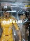 BANDAI SHFiguarts The Game of Death BRUCE LEE Yellow Track Suit action figure