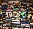 Lots of 50 Used ASSORTED DVD Movies 50 Bulk DVDs Lot Wholesale Lots 750+ MSRP