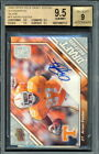 2009 Upper Deck Draft Silver Auto #78 Arian Foster Rookie Graded BGS 9.5 *712