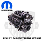 Mopar Hemi 5.7L VVT Crate Engine
