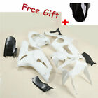 Injection Fairing Bodywork Kit For Kawasaki Ninja ZX-6R ZX6R 2003-2004 Unpainted