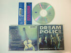 Dream Police - Messing With The Blues  CD 1991  Japan OBI  ESCA-5504