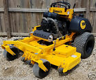 2015 61 WRIGHT STANDER ZK 125MPH Kawasaki Stand on Commercial Lawn Mower ZTR