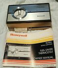 Vtg New Unused HONEYWELL CHRONOTHERM FUEL SAVER THERMOSTAT T8082A