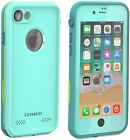 XLF Waterproof Shockproof Snow Dirt Proof Heavy Cover Case For iPhone 7 8 Plus