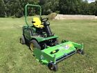 Flail Mower Deck John Deere Front Mowers FinishRoughCut or Dethatching Mower