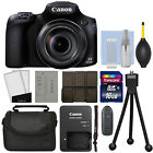 Canon PowerShot SX60 HS 161MP Digital Camera 65x Optical Zoom + 16GB Kit