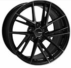 17x8 Enkei Rims TD5 5x1143 +35 Pearl Black Rims Fits Veloster Mazda Speed 3
