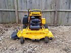 52 Wright Stander X zero turn stand on commercial lawn mower ZTR