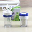 New Minin Manually Contact Lens Cleaner Washer Cleaning Lenses Case Tool
