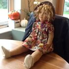 Rare Large Early 1920 30S Lenci  Norah Wellings  Deans Doll