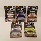 Set Of 5 Hot Wheels Air Cooled Car Culture NEW 2017 IN STOCK