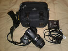 Nikon D40 61 MP with Nikon 18 55mm Lens and Case