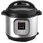 Instant Pot 7 in 1 Programmable PRESSURE COOKER, 5 Qt Electric PRESSURE COOKER