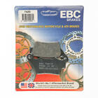 EBC Organic Brake Pads Rear BMW F 650 1997-2000