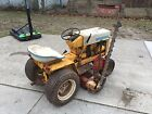 Cub Cadet 122 Tractor With Sickle Bar Mower