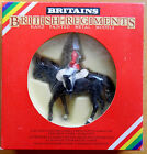 1983 Britains 54mm mounted Life Guard #7230 painted metal toy soldier in box