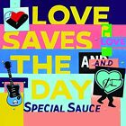 NEW Love Saves The Day (Audio CD)